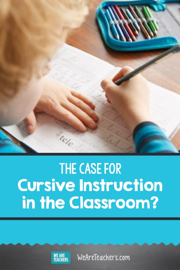 Research Shows Huge Benefits to Learning Cursive, But Most States Don't Require It