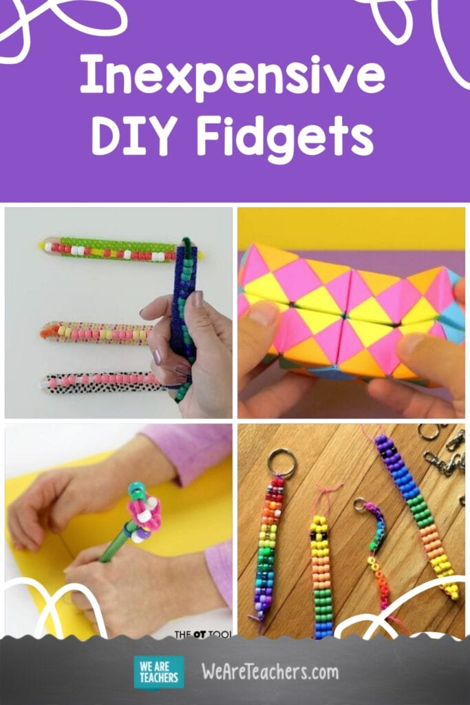 Inexpensive DIY Fidgets To Help Your Students Stay Focused