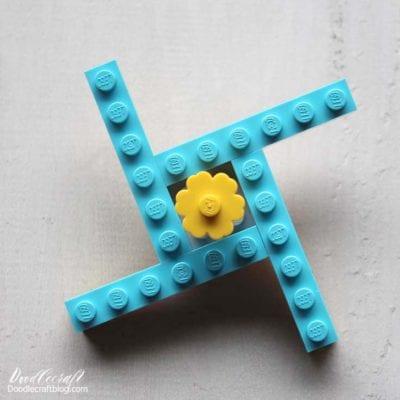 DIY LEGO fidget spinner