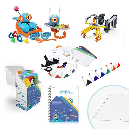 Win a Choose-Your-Own Robotics Adventure Classroom Pack Giveaway!
