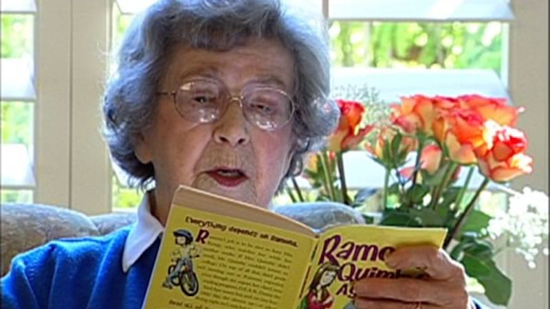 Dear Beverly Cleary - An Open Letter From an Educator