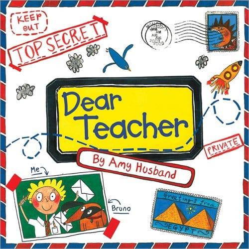 Dear Teacher book cover