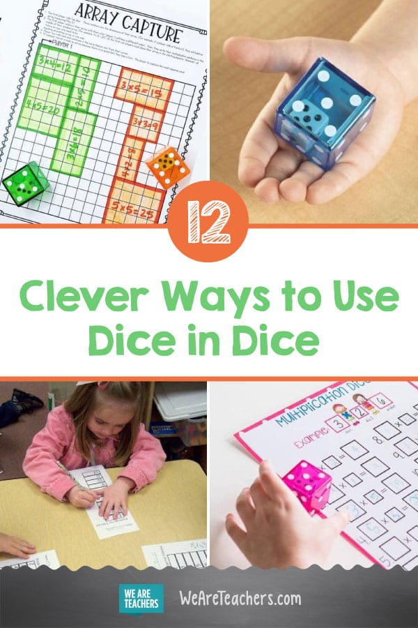 Dice in Dice Are a Thing 🤯 —12 Clever Ways to Use Them
