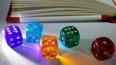 Dice Games Pixabay