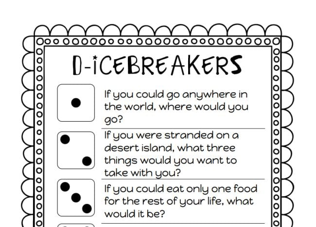 Dice Games That Teachers and Students Will Love - Ideas for Every ...