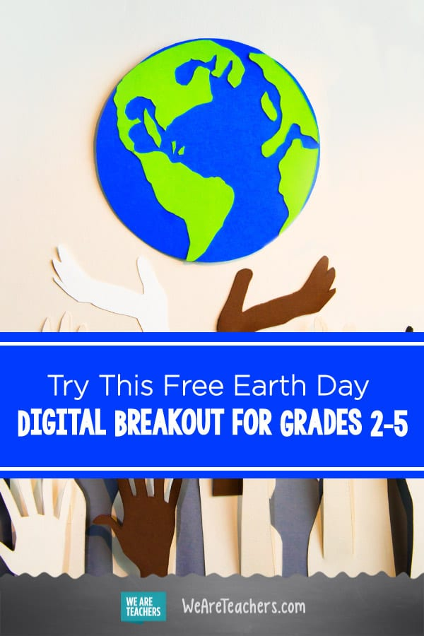 Try This Free Earth Day Digital Breakout for Grades 2–5