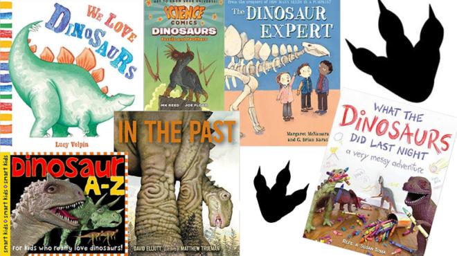 Best Dinosaur Books for Kids, as Chosen by Educators