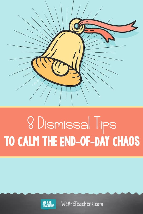 8 Dismissal Tips to Calm the End-of-Day Chaos