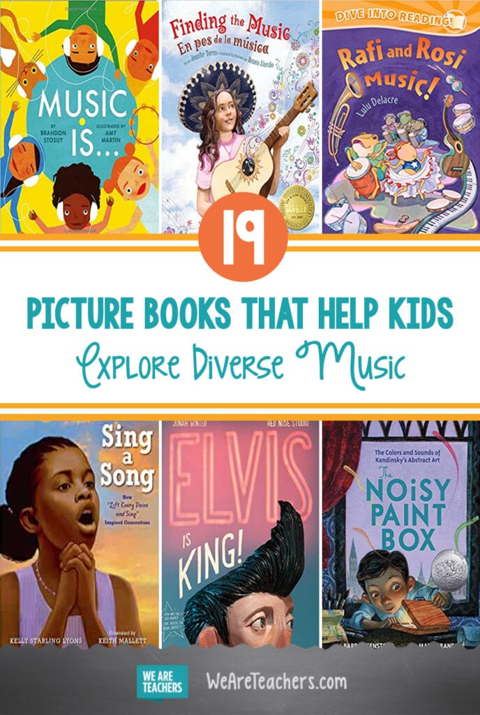 19 Toe-Tapping Picture Books That Help Kids Explore Diverse Music