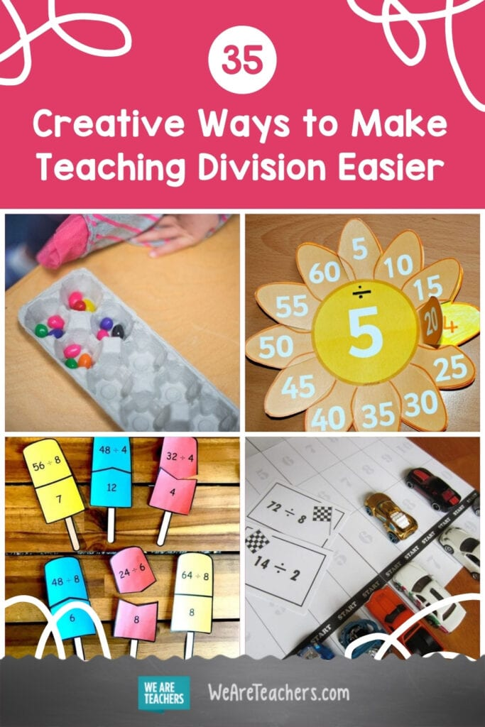 35 Creative Ways to Make Teaching Division Easier (And More Fun!)