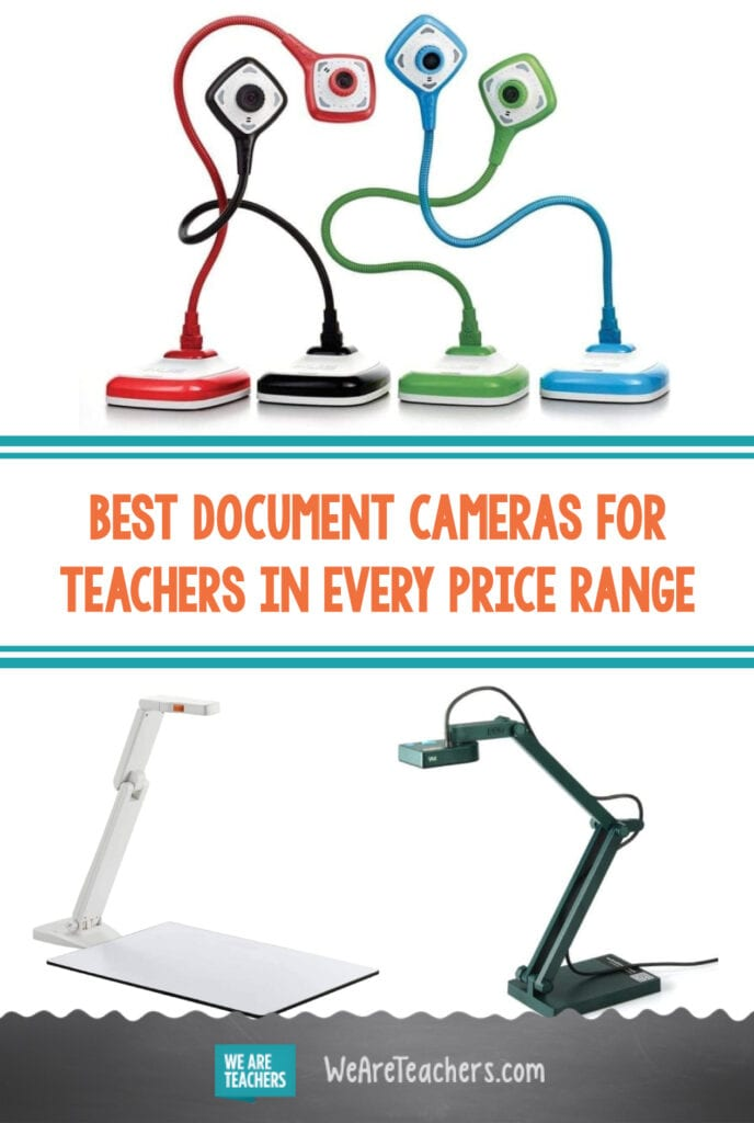 Best Document Cameras for Teachers In Every Price Range