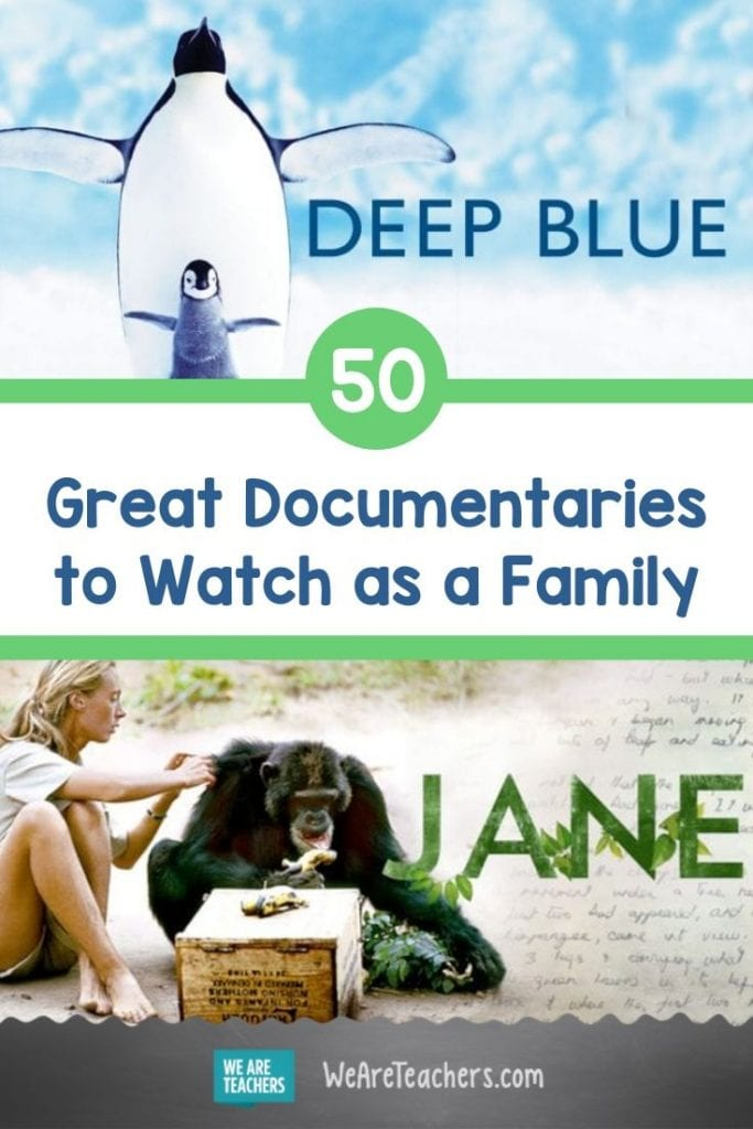 50+ Best Streaming Documentaries to Watch as a Family