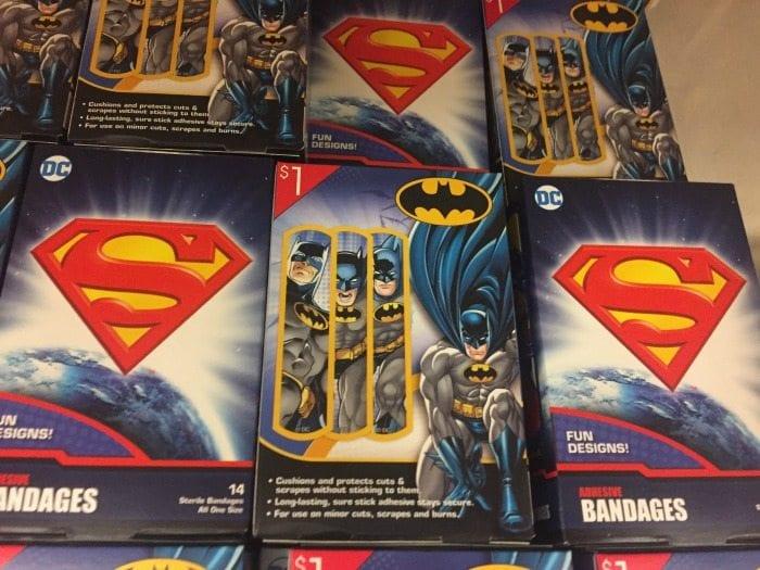 Superhero Bandages