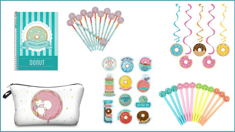 Still of donuts sweetest classroom themes