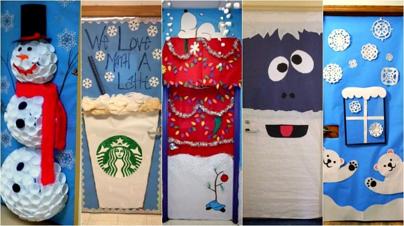 we love it when teachers are creative with their classroom doors its such a wonderful way to welcome students and it really helps kick off the day on a