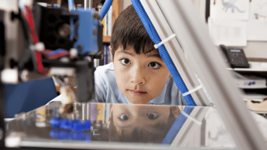 3D Printer — 9 Ways to Teach Math and Science