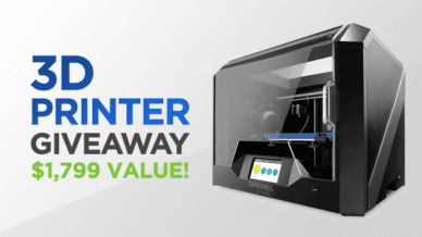 Dremel 3D Printer Giveaway