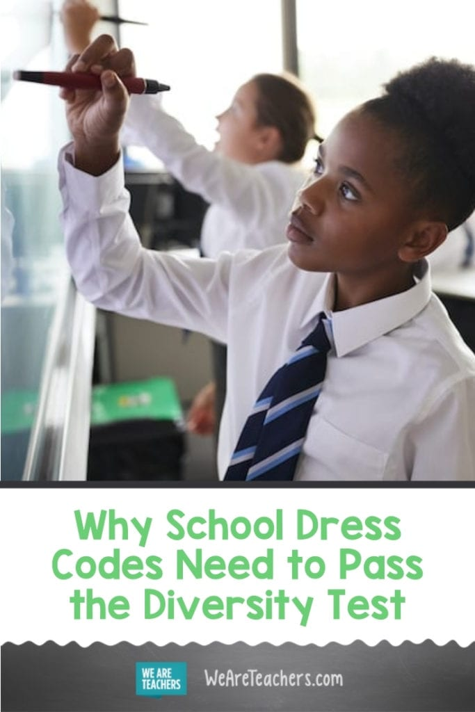 Why School Dress Codes Need to Pass the Diversity Test