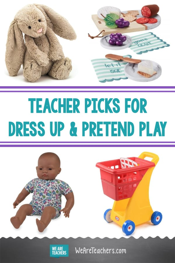 20 Teacher-Approved Picks for Dress Up and Creative Play