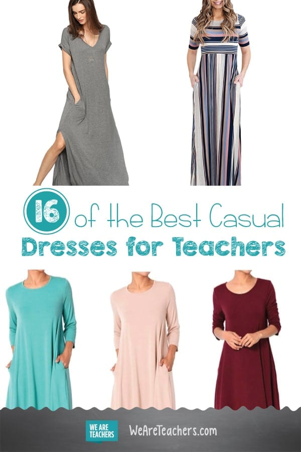 16 of the Best Casual Dresses (With Pockets!) for Teachers