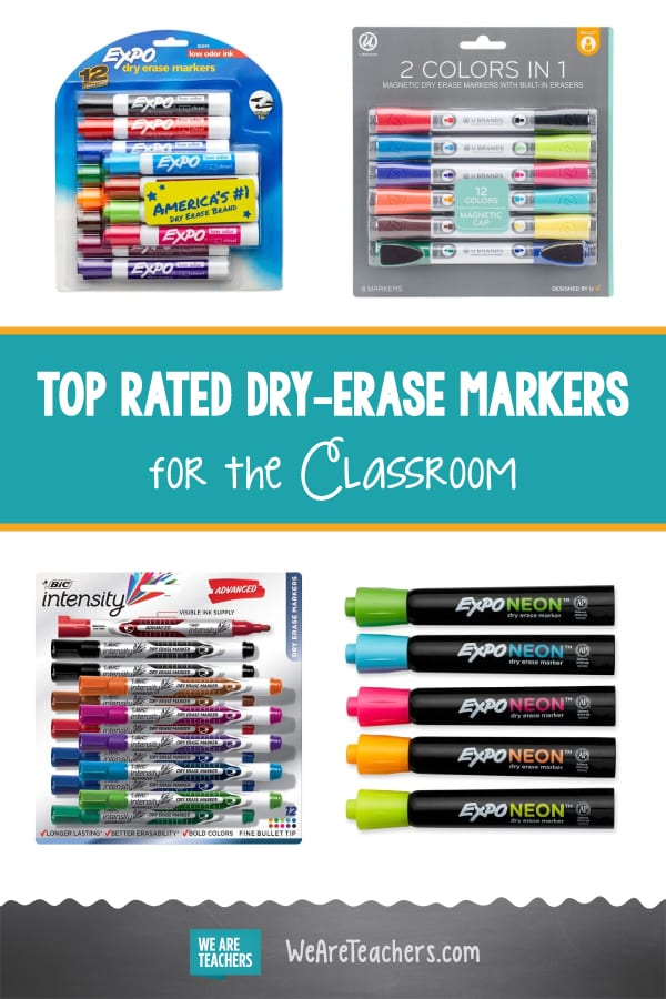 Dry-Erase Marker Showdown: Which Brand Is the Best for Classroom Use?
