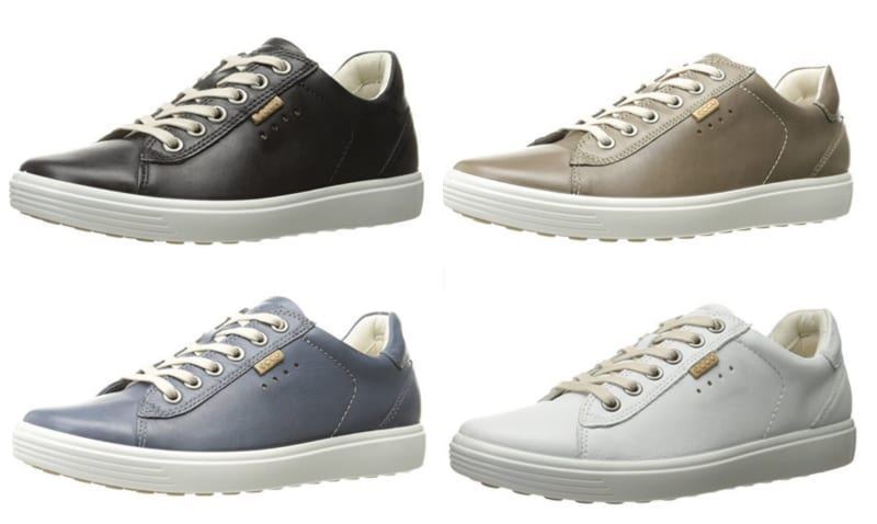 ECCO sneakers in a variety of colors