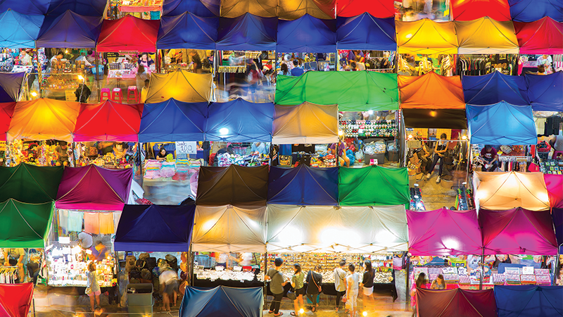 Savor Thailand's Local Flavors