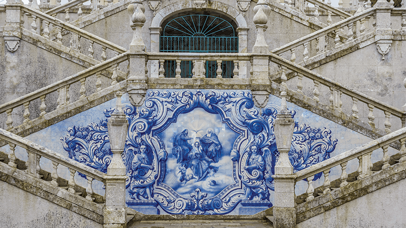 Portugal's tile tradition