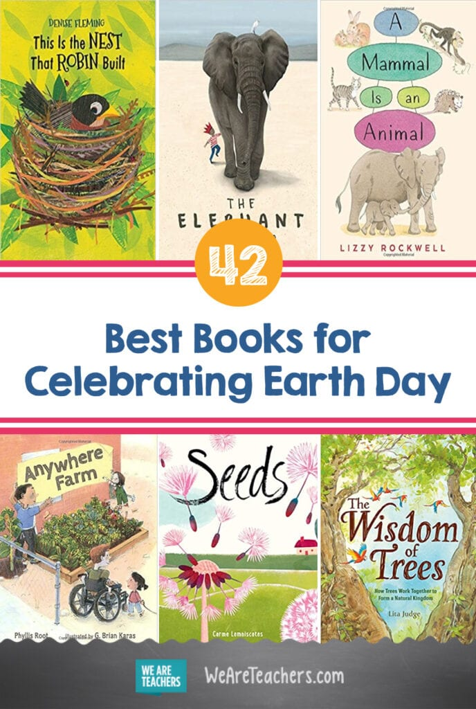 42 of the Best Books for Celebrating Earth Day