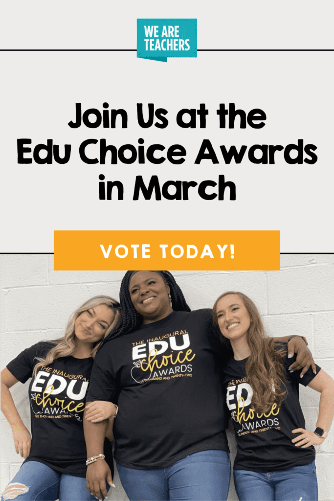 Vote Today for the Edu Choice Awards (And Join Us at the Event in March!)