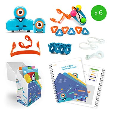 Classroom pack with Dash