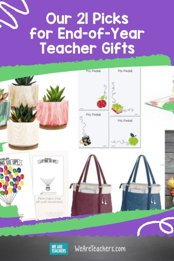 Our 21 Picks for End-of-Year Teacher Gifts