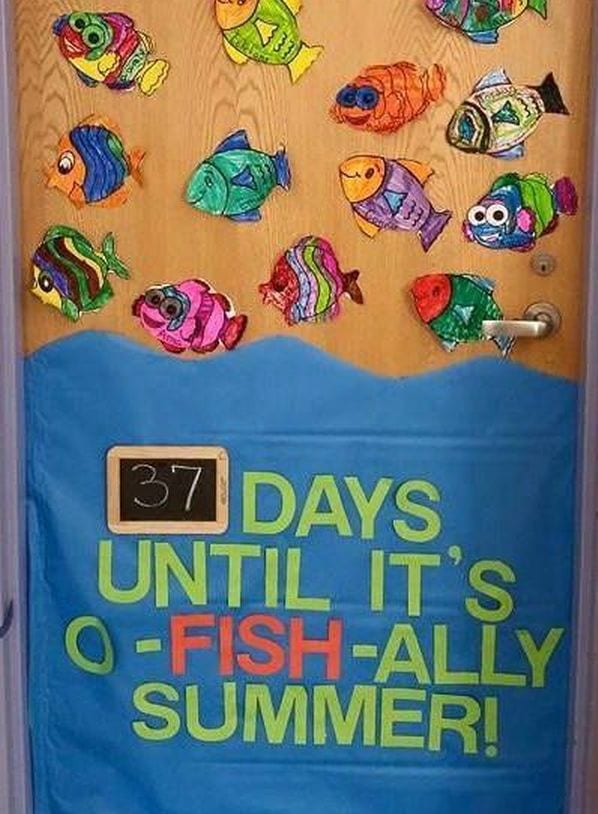 25 Fresh Spring And End Of Year Bulletin Boards Weareteachers