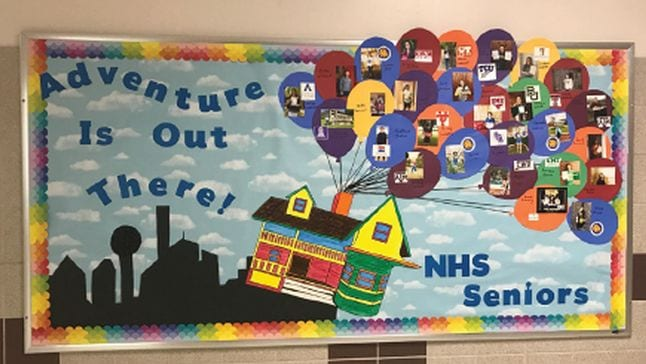 End-of-year Bulletin Board