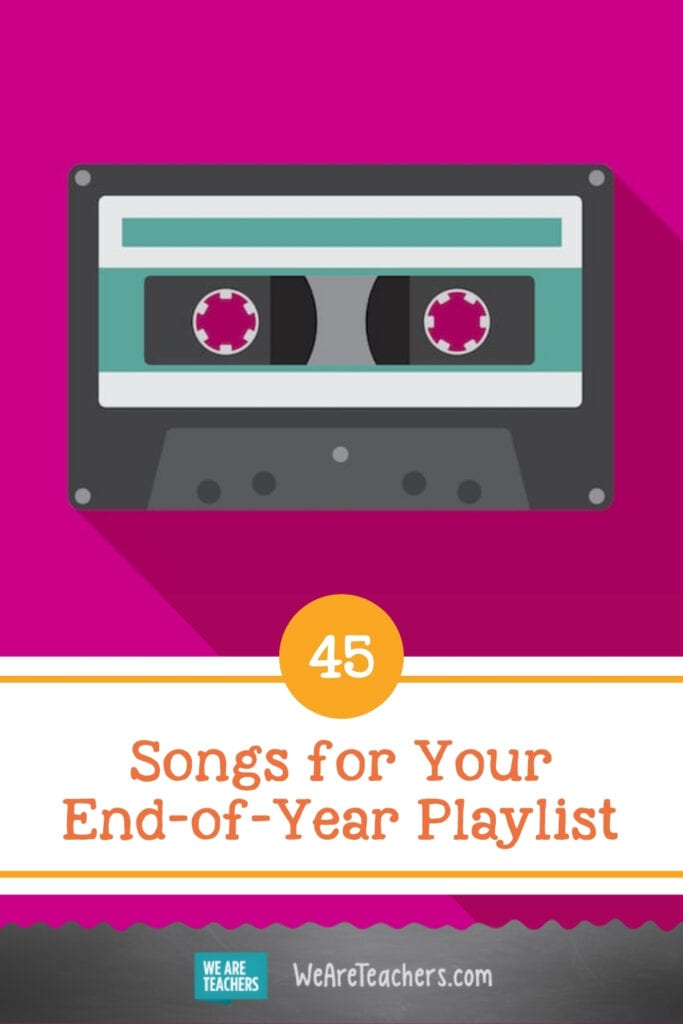 45 Awesome Songs for Your End-of-Year Playlist