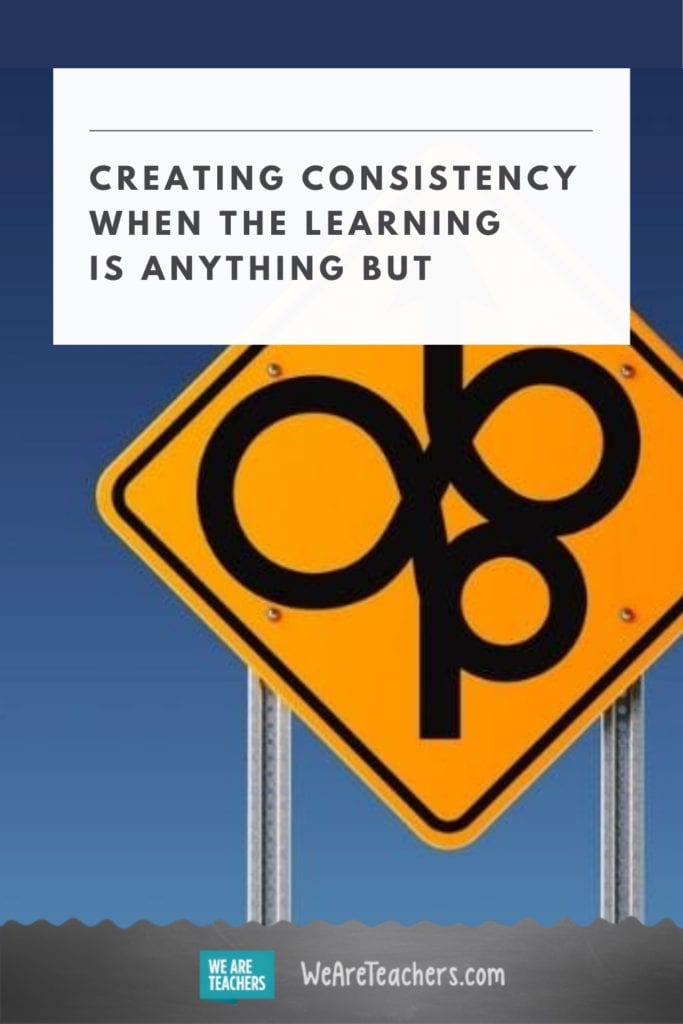 Creating Consistency When the Learning Is Anything But