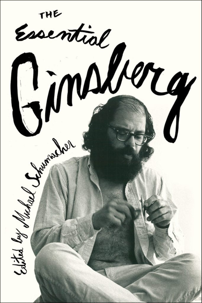 Book Cover: The Essential Ginsberg - High School Literature