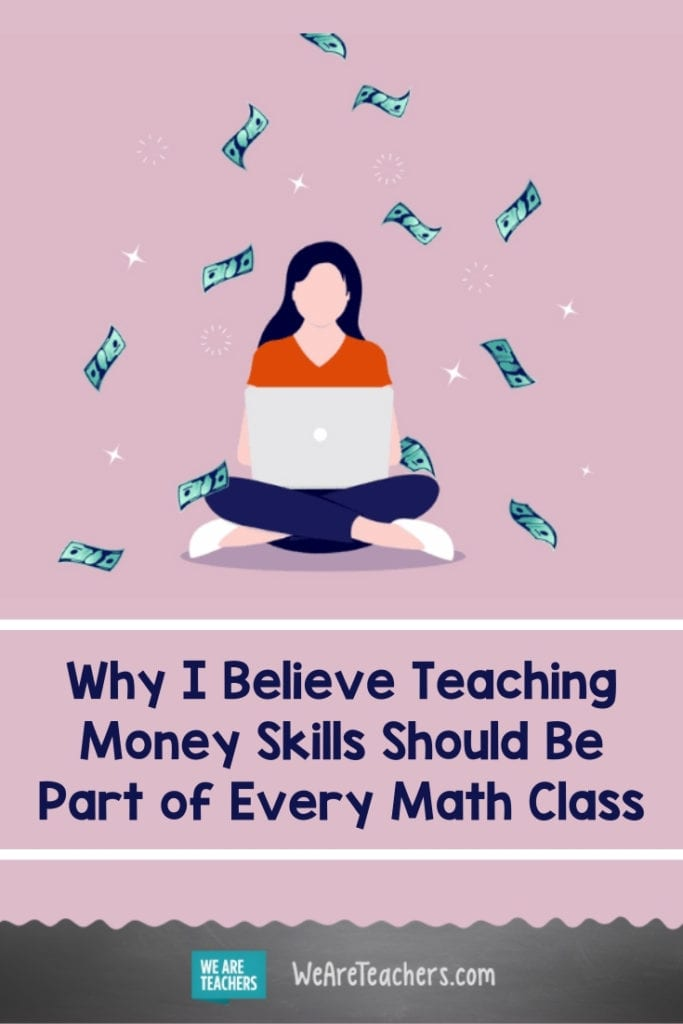 Why I Believe Teaching Money Skills Should Be Part of Every Math Class
