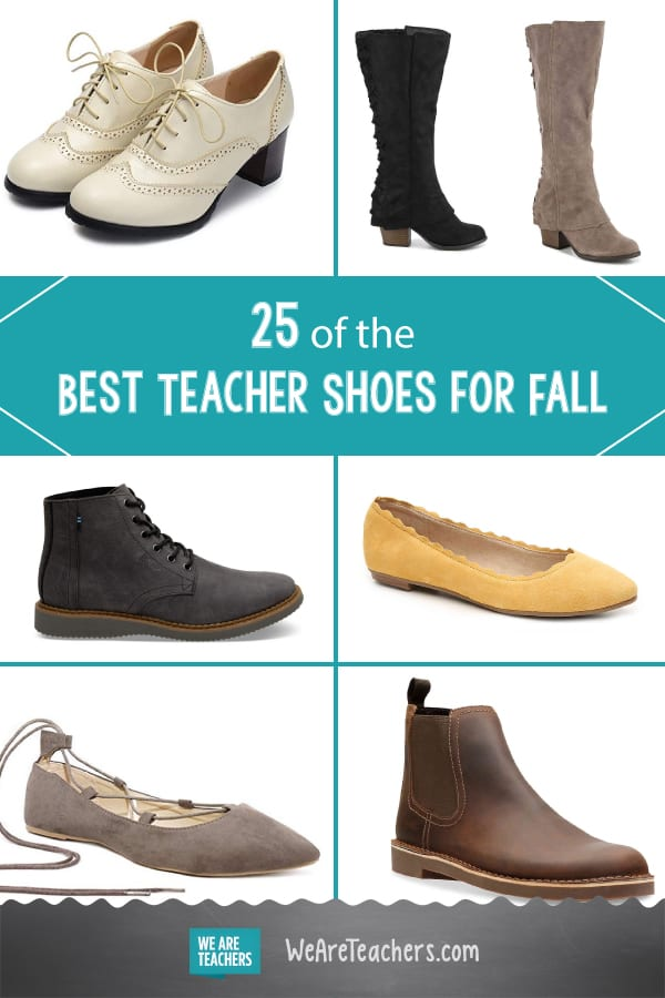 25 of the Best Teacher Shoes for Fall