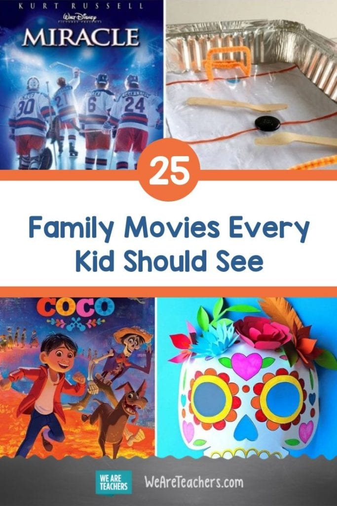 25 Family Movies Every Kid Should See (Plus Fun Activities to Go With Them)