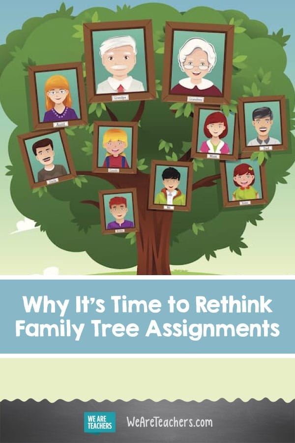 Why It's Time to Rethink Family Tree Assignments