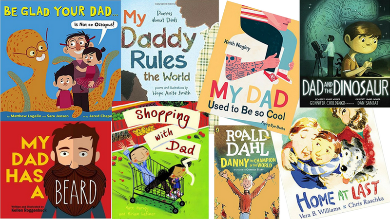 Best Father's Day Books for Kids