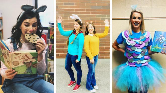 Best Literary Costumes for Teachers