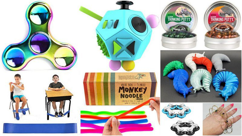 25 Best Fidget Toys and Devices For a More-Focused Classroom