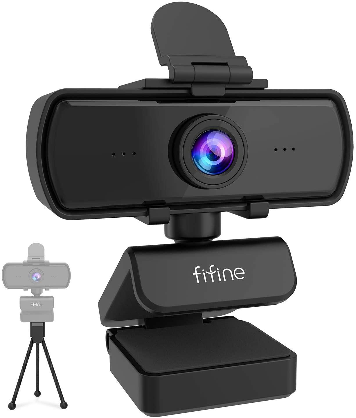 Fifine 1440P Webcam