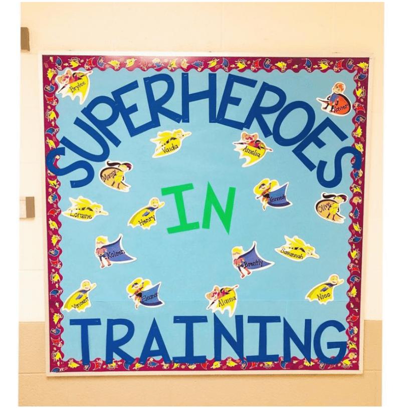 Fight germs like superheroes