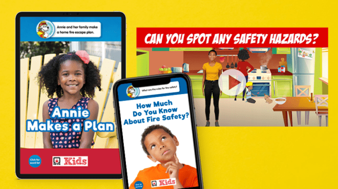 fire safety learning resources
