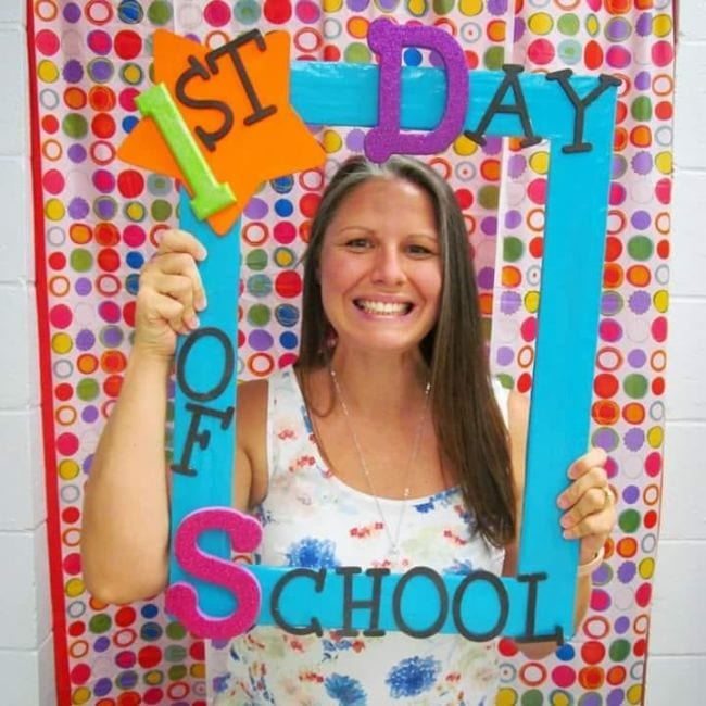 First Day of School Traditions Danielle Gruden