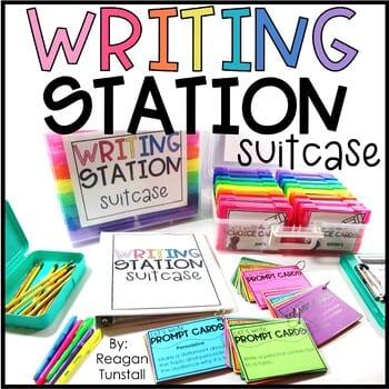 Reagan Tunstall Writing Station