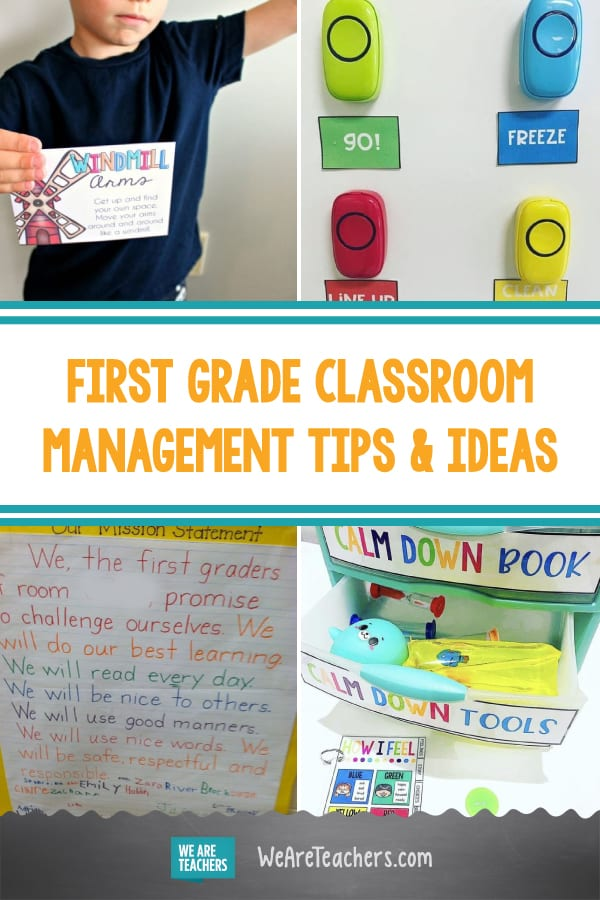 The Very Best First Grade Classroom Management Tips and Ideas